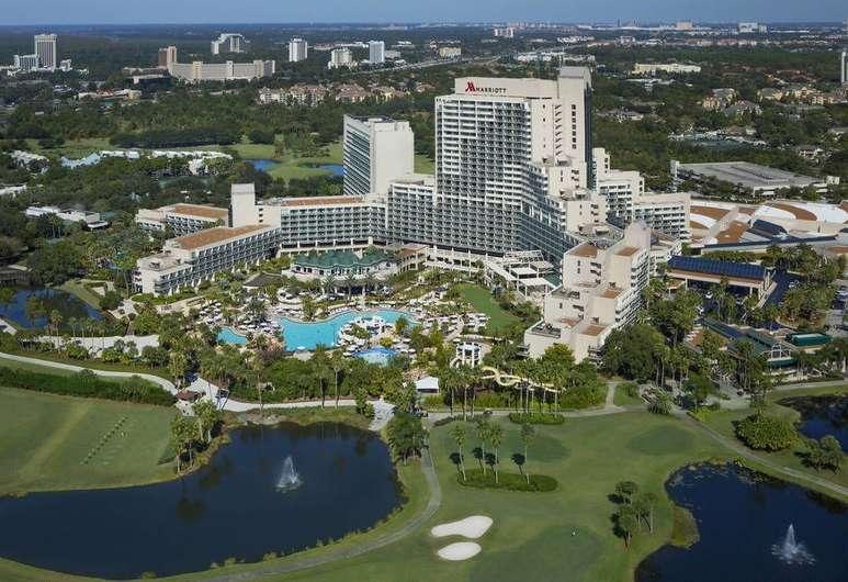 Topp 3 familiehoteller Orlando, Florida
