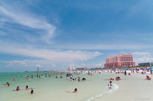 Topp hoteller på Clearwater Beach
