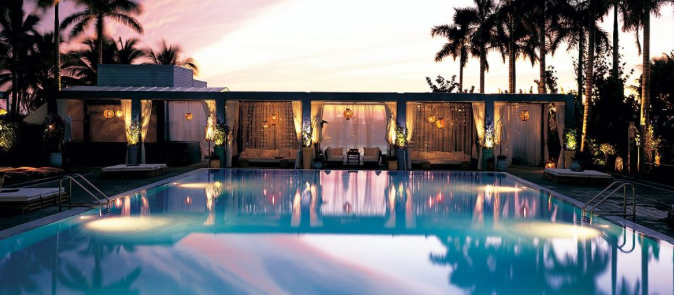 5 Beste Hotellene i Miami