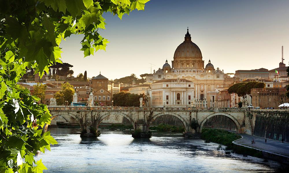 Topp reisemål i Italia