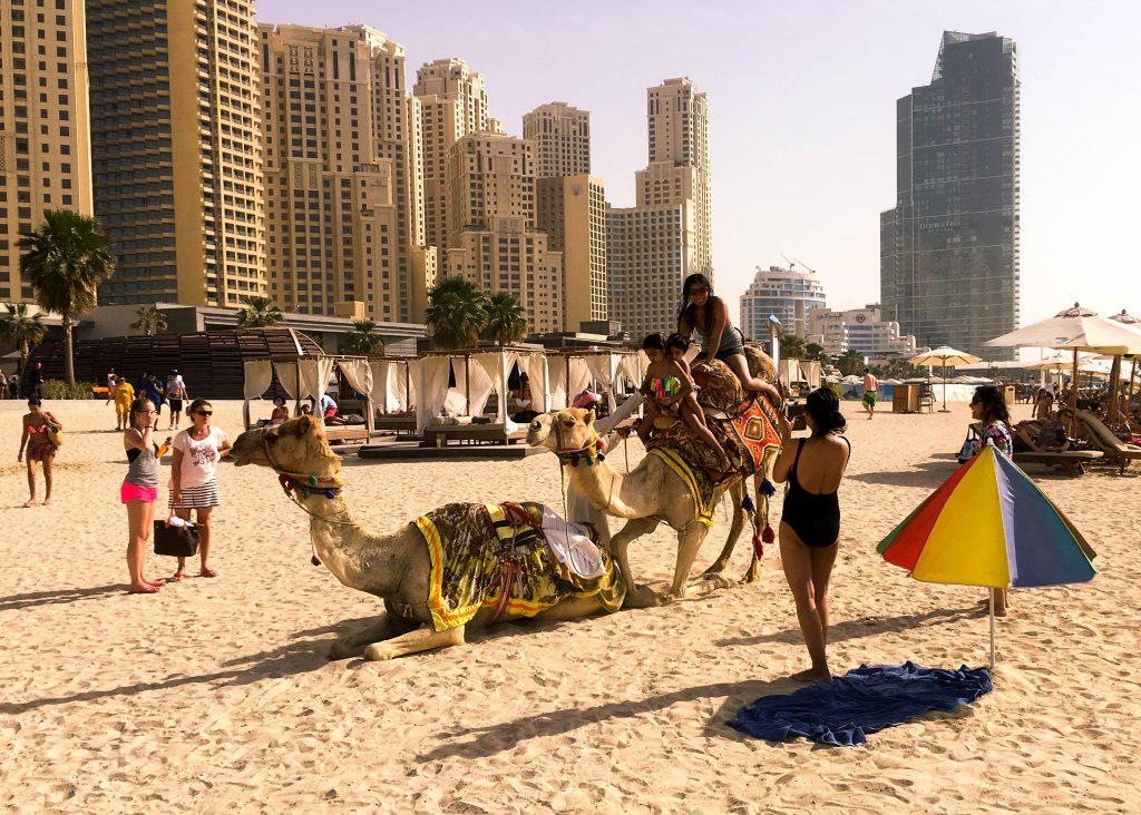 Reise til Dubai med Barn – Et tips!