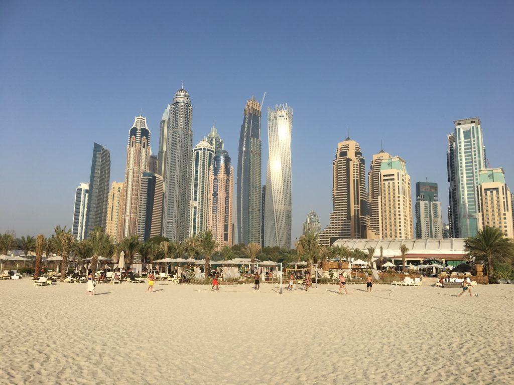 Reiser til Jumeirah Beach Dubai