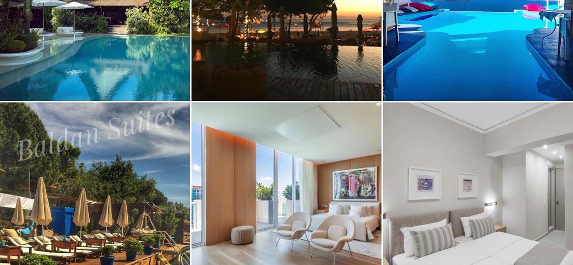 Se våre Instagrammers favoritt hoteller