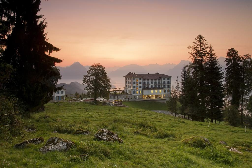 Hotel Villa Honegg i Sveits