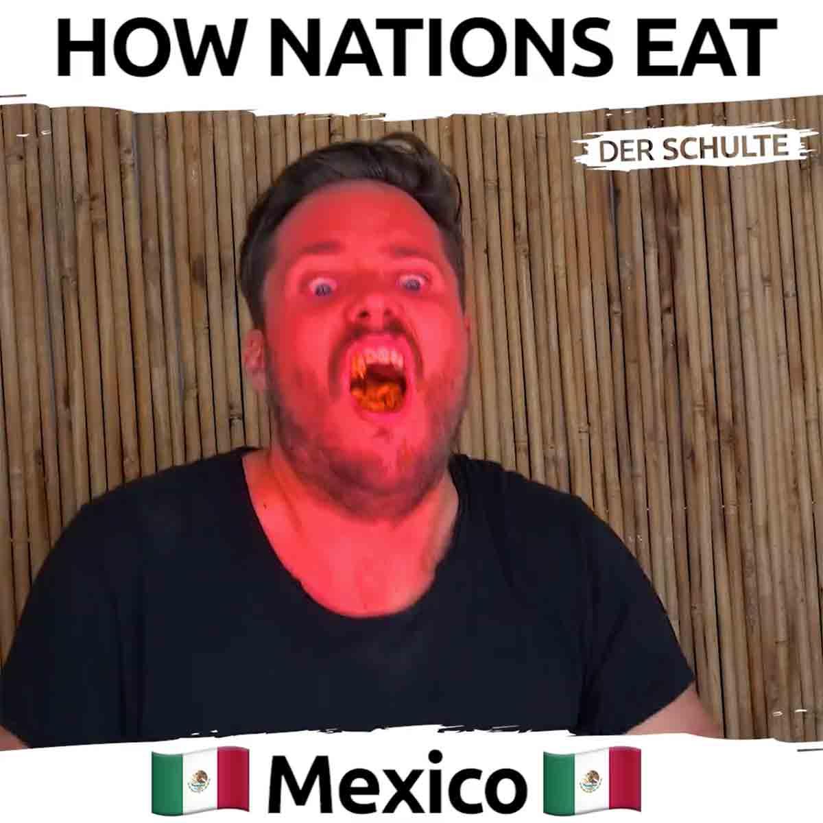 Slik spiser de i andre land