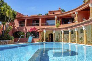 Vivenda Alice hotel, Algarve, Portugal