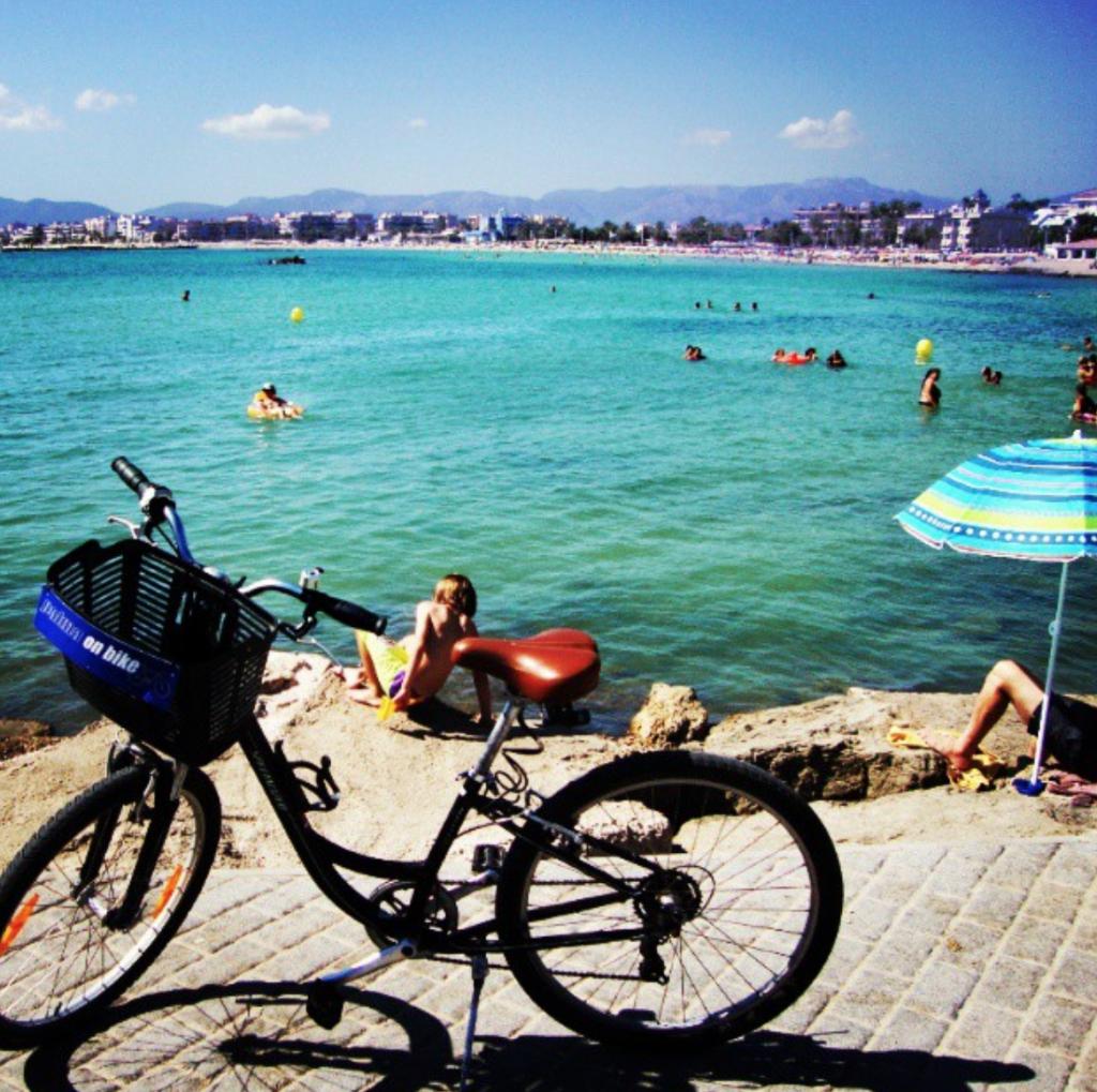 Utforsk Mallorca fra sykkelen
