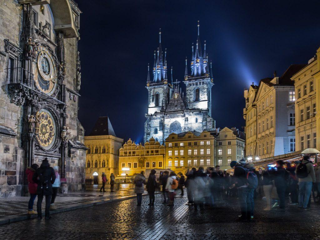 87 Billigste hotell i Praha 2020