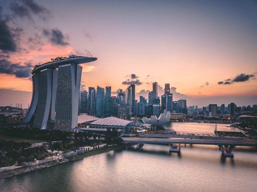 65 Billigste hotellene i Singapore 2020
