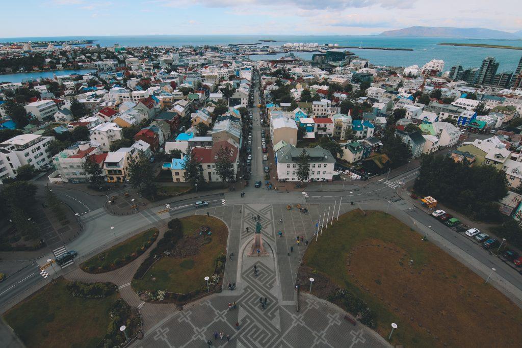 Reykjavik - Det beste stedet å bo på Island