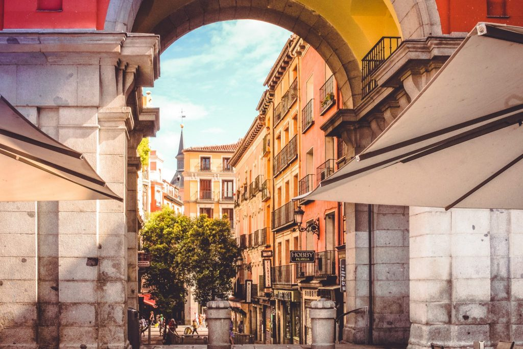 Chueca - Hvis du reiser til Madrid på et budsjett