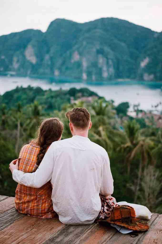 Klong Muang - Hit reiser du på bryllupsreise