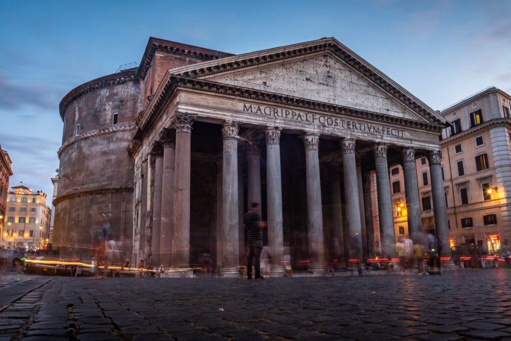 Her bor du i nærheten av Pantheon