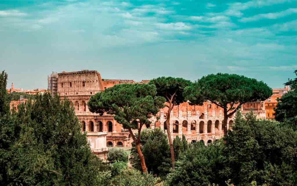 Romas historiske sentrum - Her bor du best i Roma for én natt