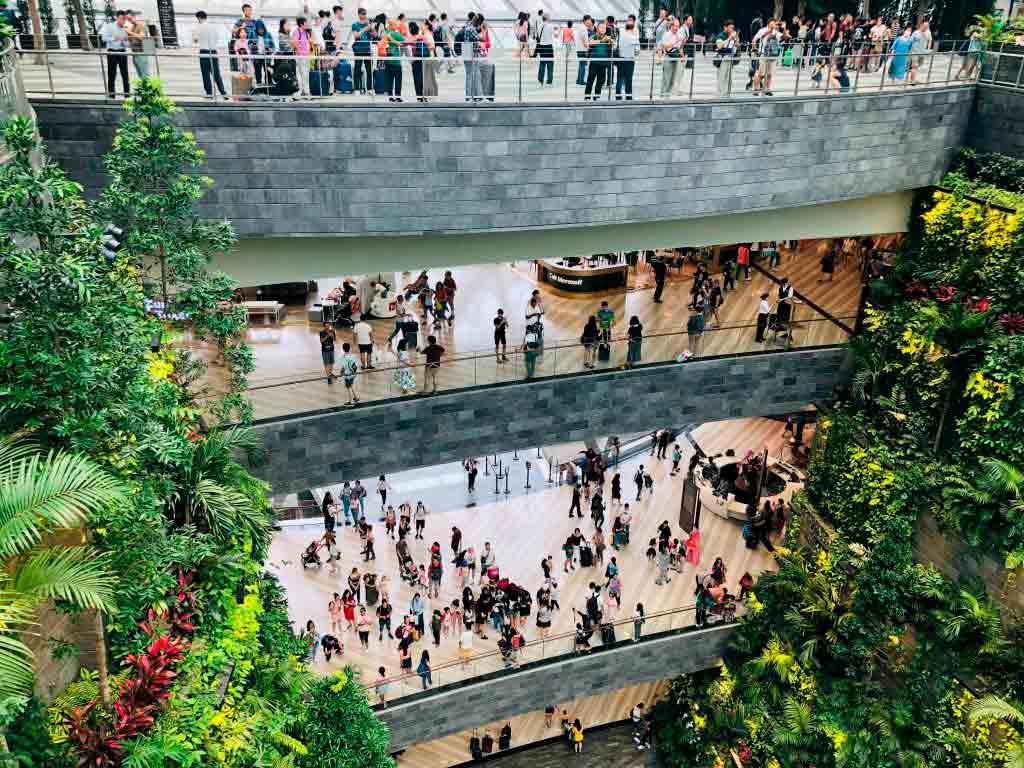 Orchard Road - Her skal du bo hvis du skal shoppe