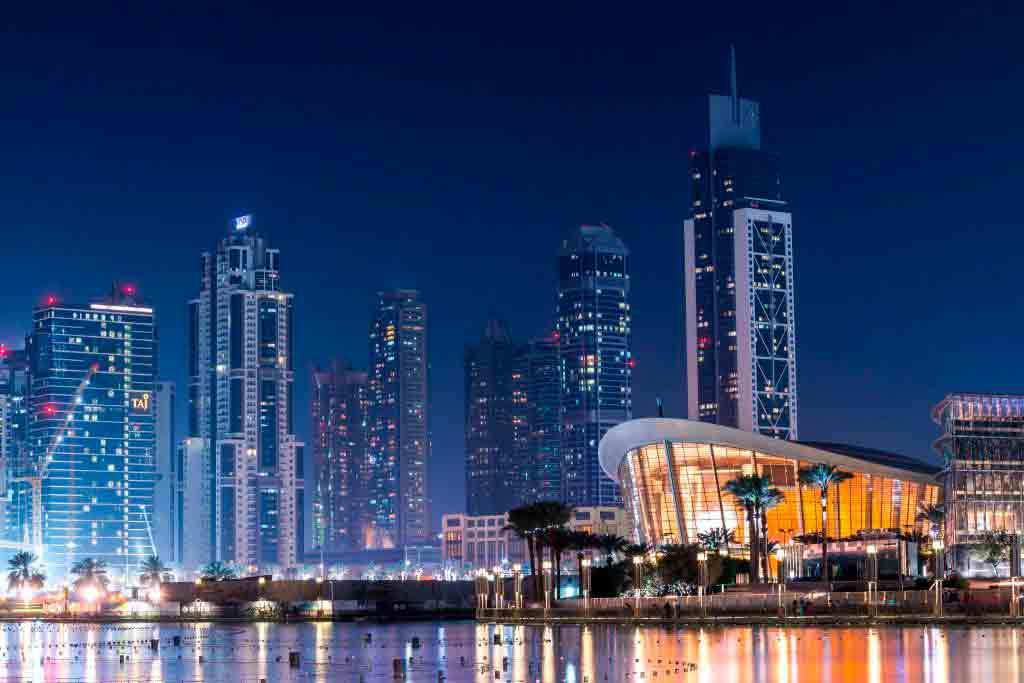 Beste stedet å bo i Dubai for turister og familier