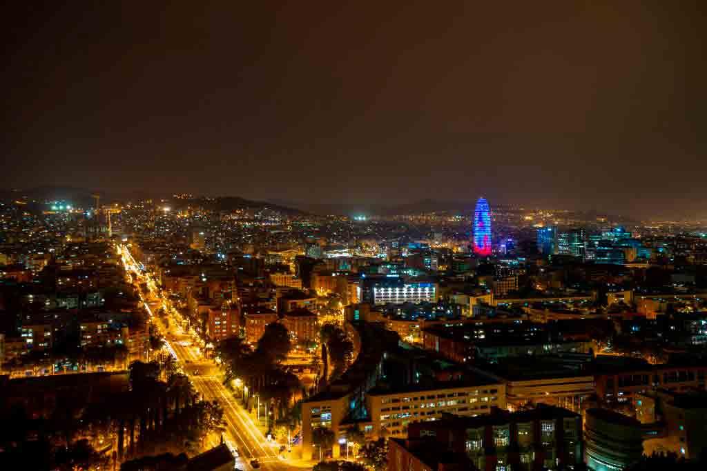 El Raval - Det beste hotellområdet for utelivet i Barcelona
