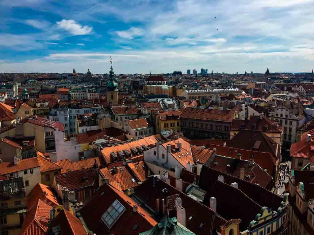 Karlin - For deg so besøker Praha på et budsjett