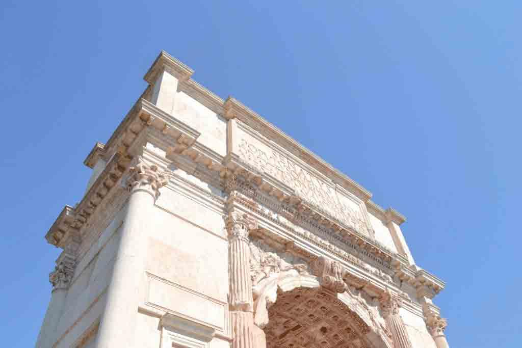 Her bor du i nærheten av Forum Romanum