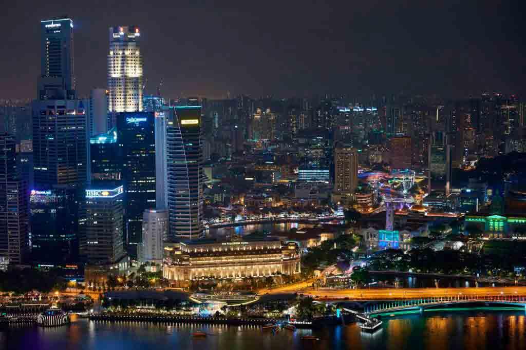 Clarke Quay - her skal du bo for utelivet i Singapore