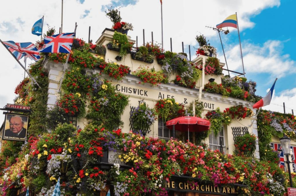En guide til Notting Hill, London