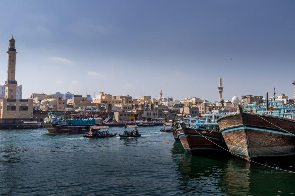 De Billigste Hotellene i Deira, Dubai