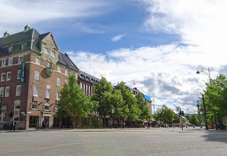 Beste rimelige luksushoteller i Trondheim