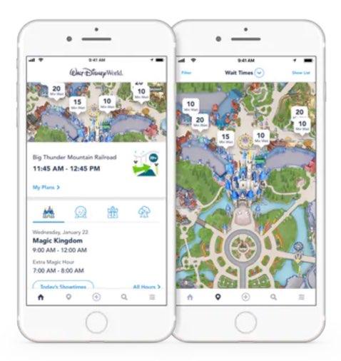 My Disney Experience-app