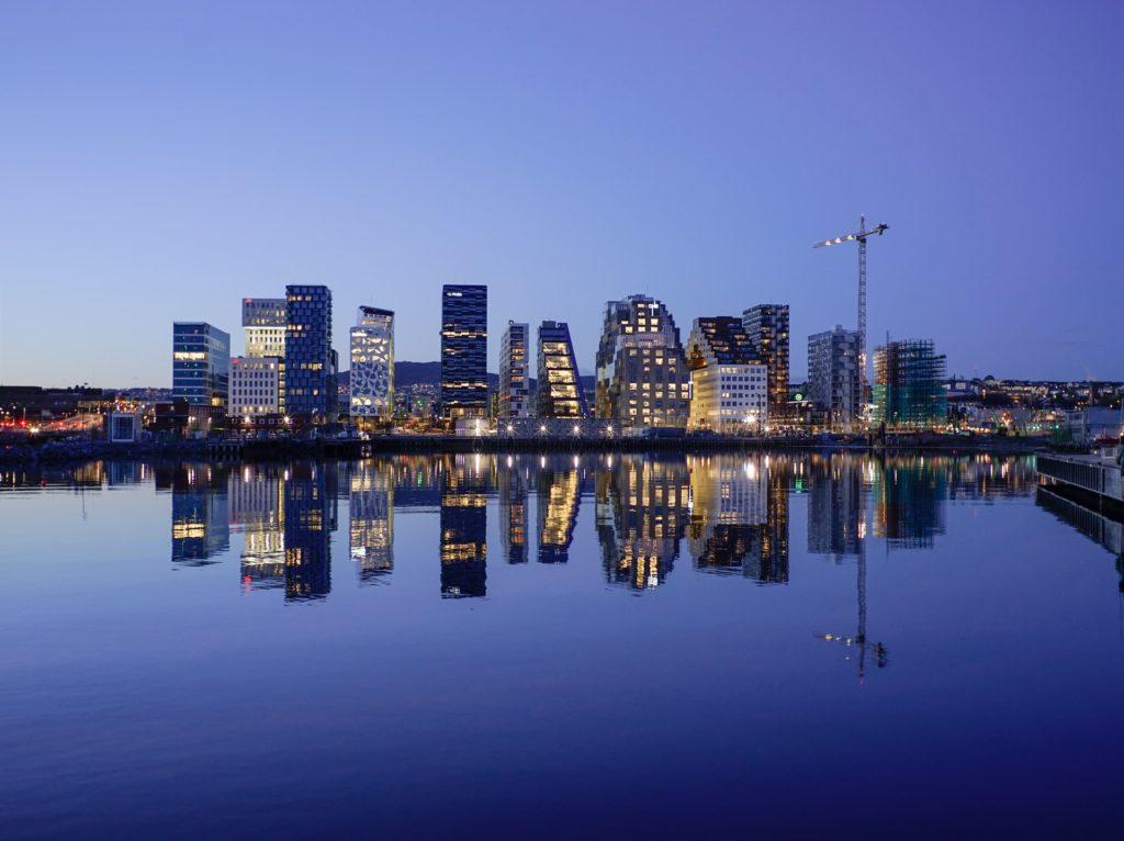De beste rimelig luksushotellene i Oslo