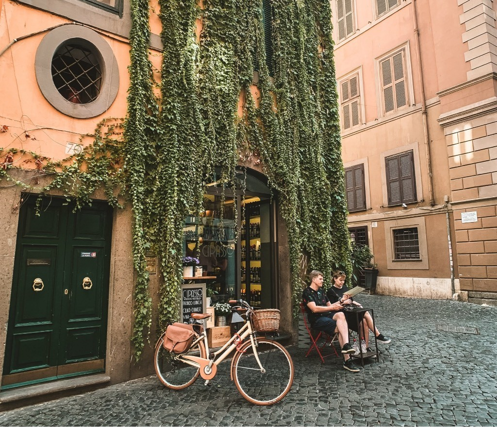 familiehotell Roma