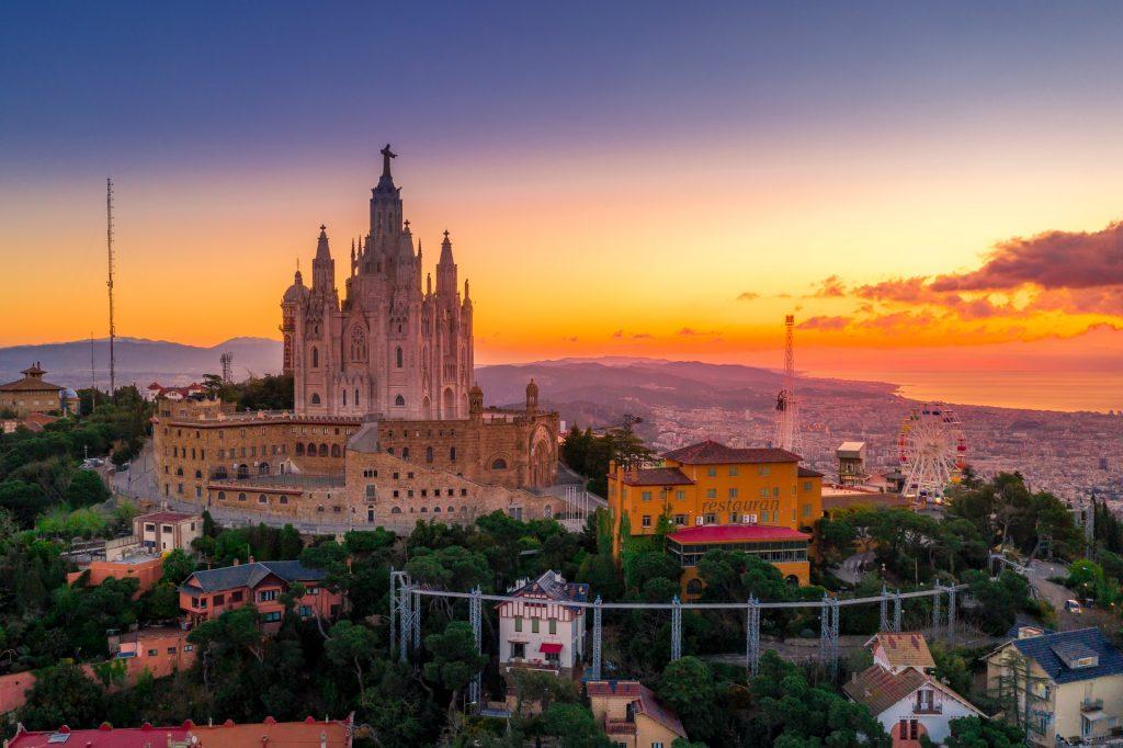 De beste stedene å bo i Barcelona