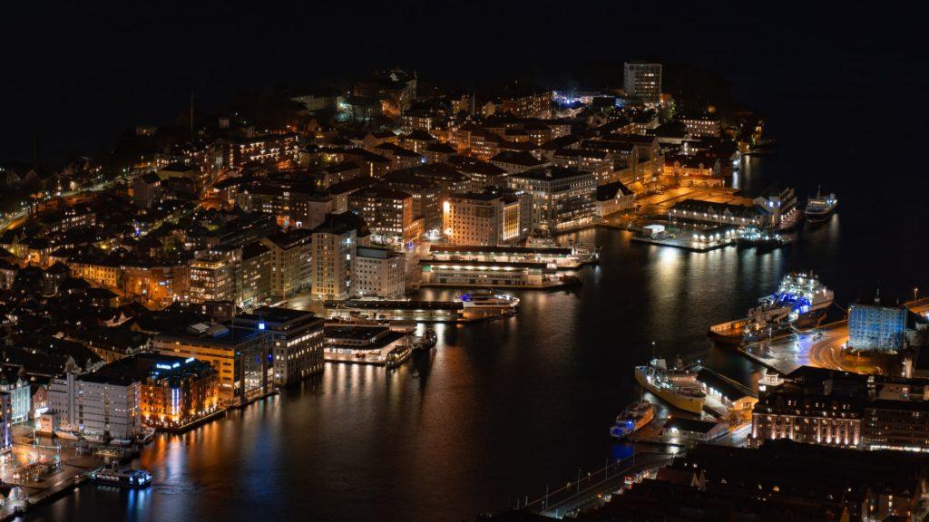 De billigste familiehotellene i Bergen