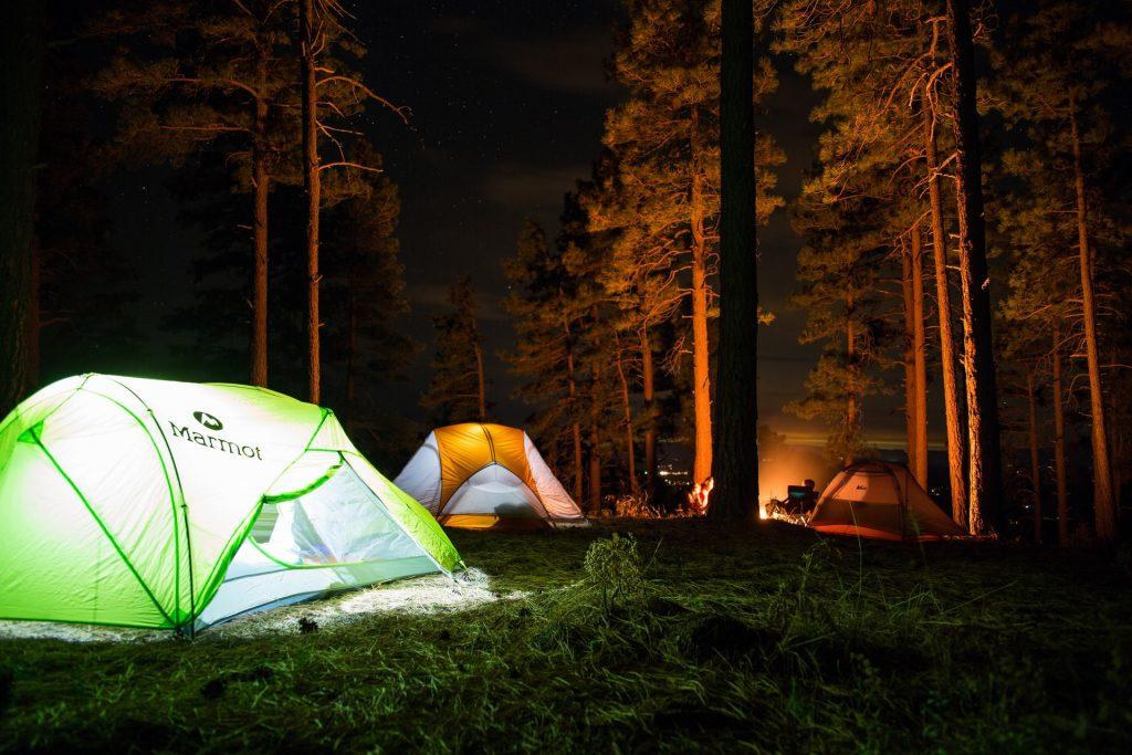 Pakkeliste camping med barn