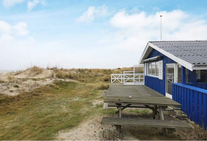 Feriehus: Blåvand, Sydlige vestkyst