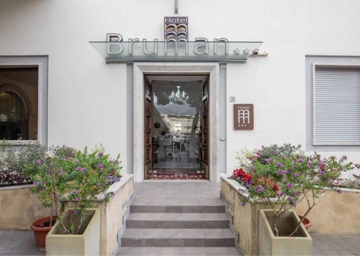 Hotel Bruman Salerno