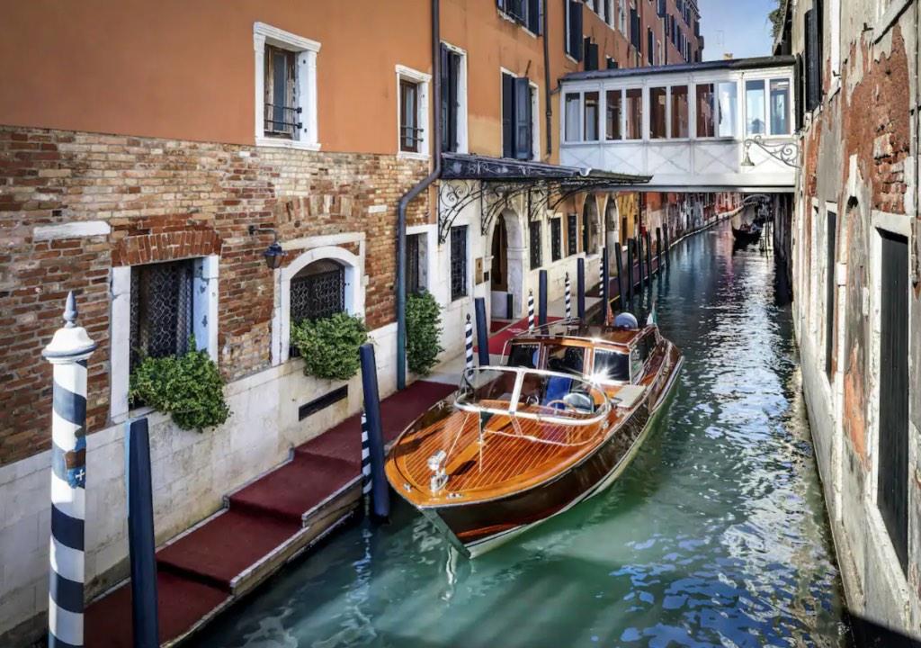 Her er de beste stedene å bo i Venezia