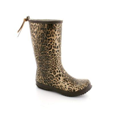 Bisgaard gummistøvle, (Mørk brun)