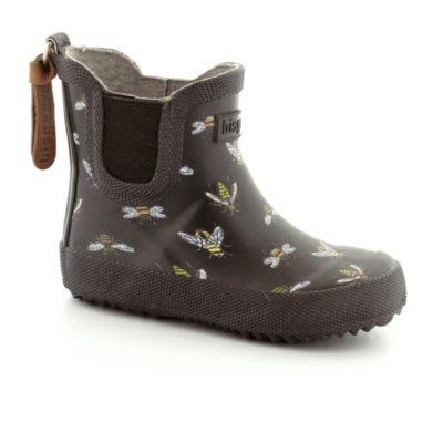 Bisgaard gummistøvle, (Sort)