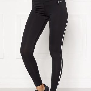 Drop of Mindfulness Eden Piped Trousers Black S