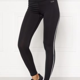 Drop of Mindfulness Eden Piped Trousers Black XS