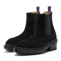 Eytys - Ankle boot Nikita Suede Black