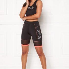 FILA Amser Short Tight Black- Shell Pink XS