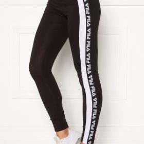 FILA Tasya Leggings E09 black-bright whi S