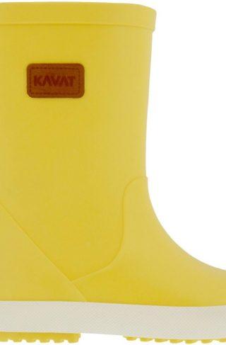 Kavat Skur WP Gummistøvel, Light Yellow 27