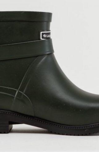LaCrosse - Welly Fashion Buckle - Grønn - Dame