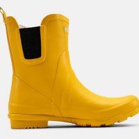 Mols - Suburbs Rubber Boot - Gul - Dame