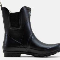 Mols - Suburbs Rubber Boot - Svart - Dame