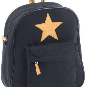Smallstuff Ryggsekk Star Large, Black