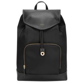 "Targus Newport 15"" Drawstring Laptop Backpack Black"