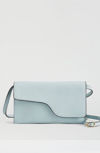 ATP Atelier Bag Uligano Light Blue Vacchetta One Size
